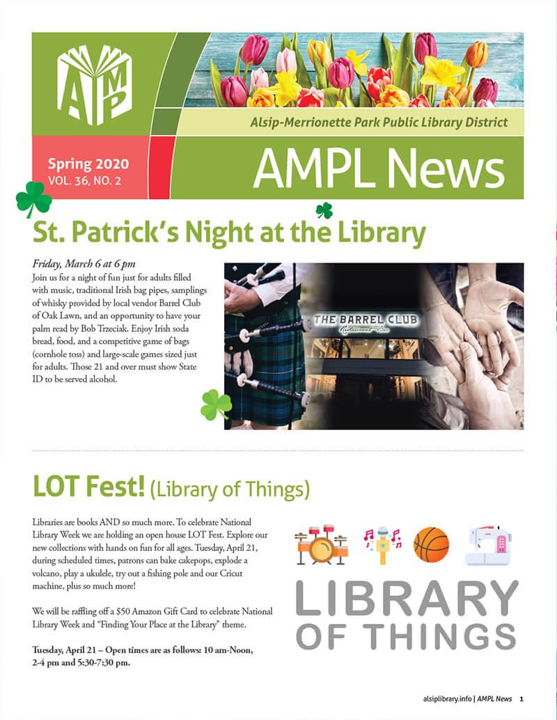 AMPL News