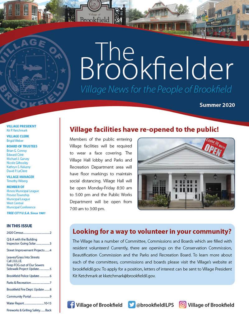 The Brookfielder