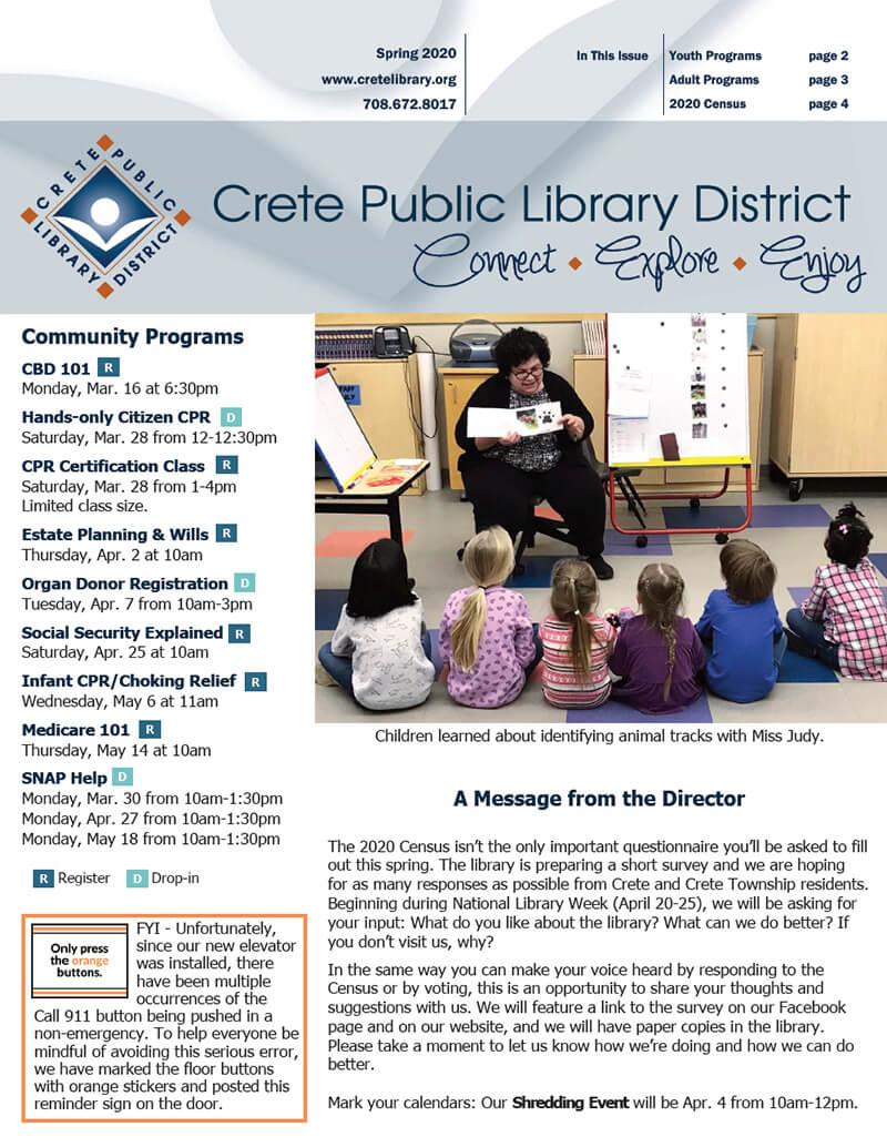 Crete Public Library District